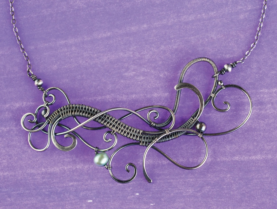 Excellent How To Make Wire Jewelry Like A Pro With 8 Expert Tips Interweave Wiring Digital Resources Sapredefiancerspsorg
