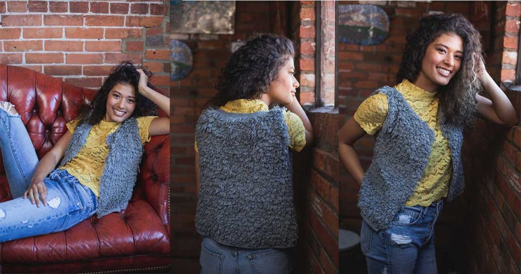 Pattern of the Week: Campo Vest