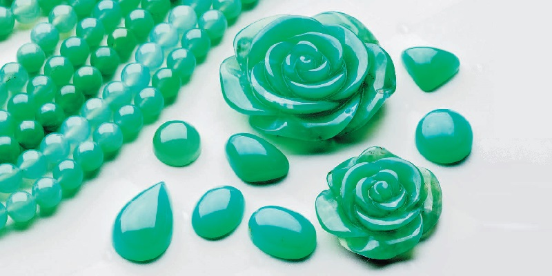Meet the Gemstones: Chrysoprase