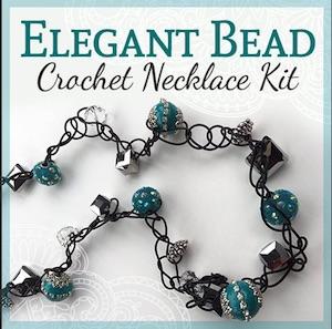how to bead crochet, elastic cording