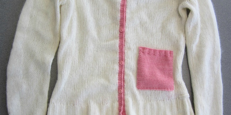 Help Along Your Thrift Shop Items with Needlework!