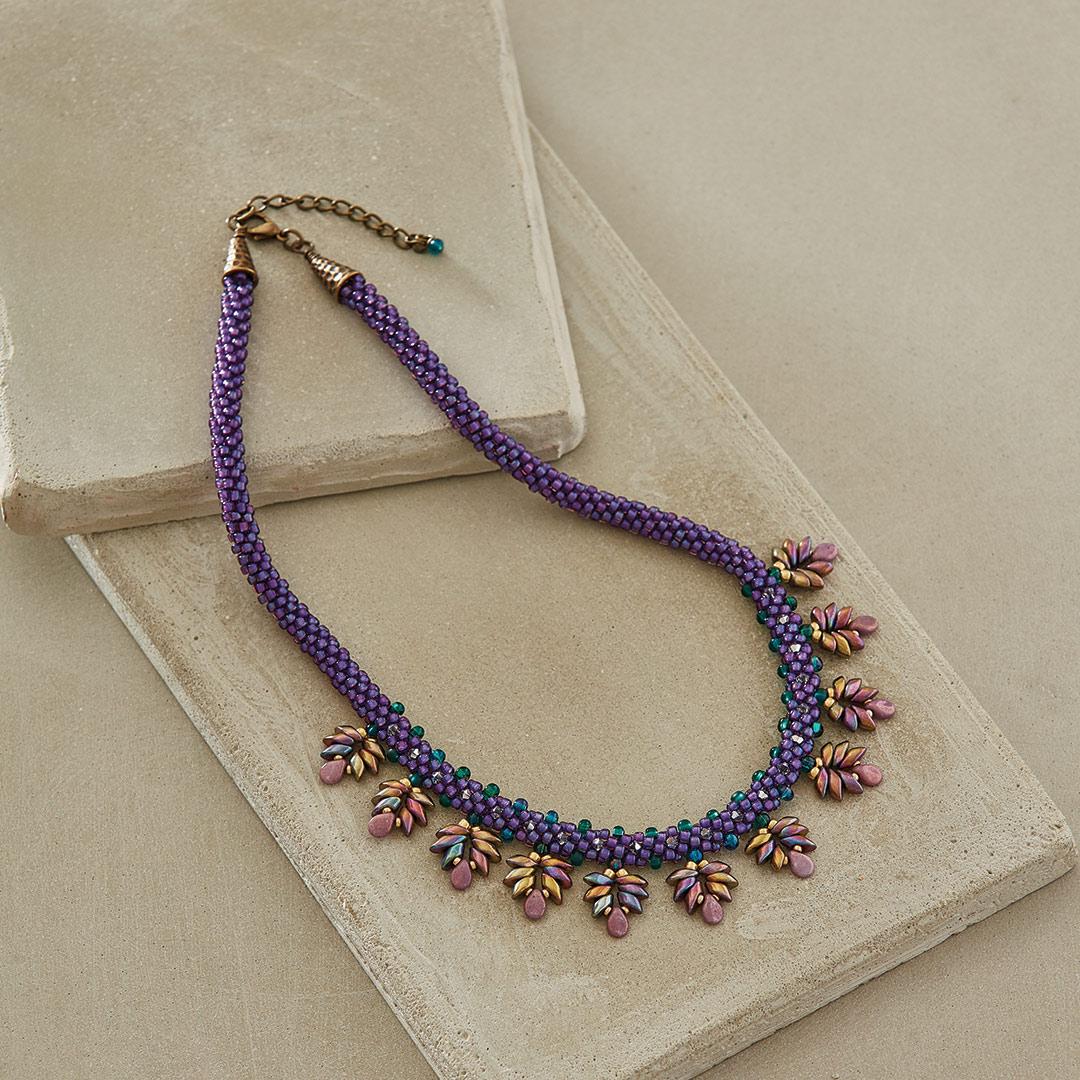 Svetlana Chernitsky's Kumi Frond Necklace