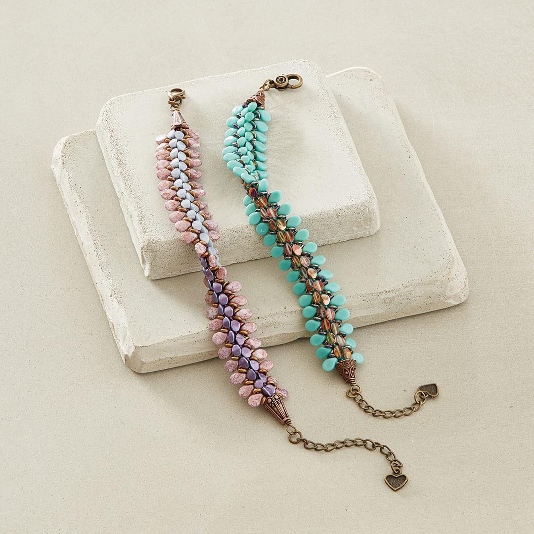 Svetlana Chernitsky's Kumi Petals Bracelet