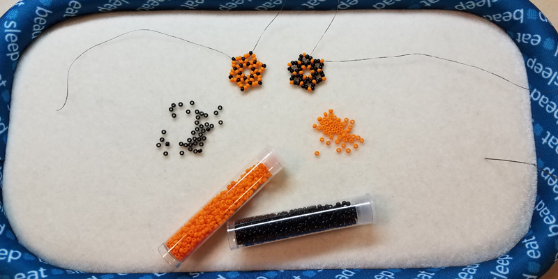 Fall beading projects