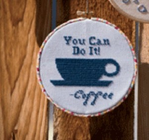 Coffee Can Do by Allyson Dykhuizen