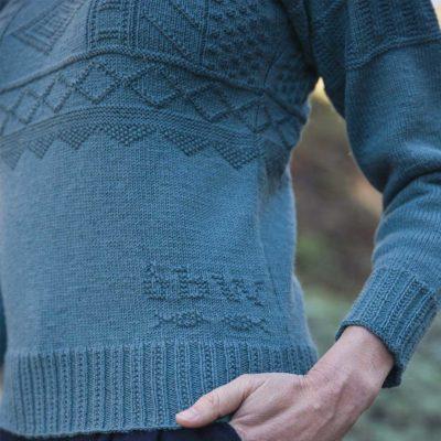 Knitting Ganseys