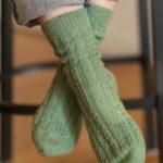 Intarsia Knitting: Smooth the Jagged Edge