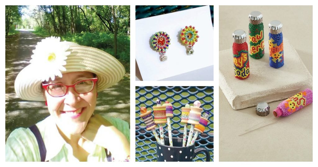 Kimberly Costello: a Talented Bead Artist with a Whimsical Style