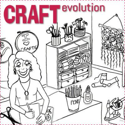 Ode to a Craft Evolution - Poem for National Craft Month