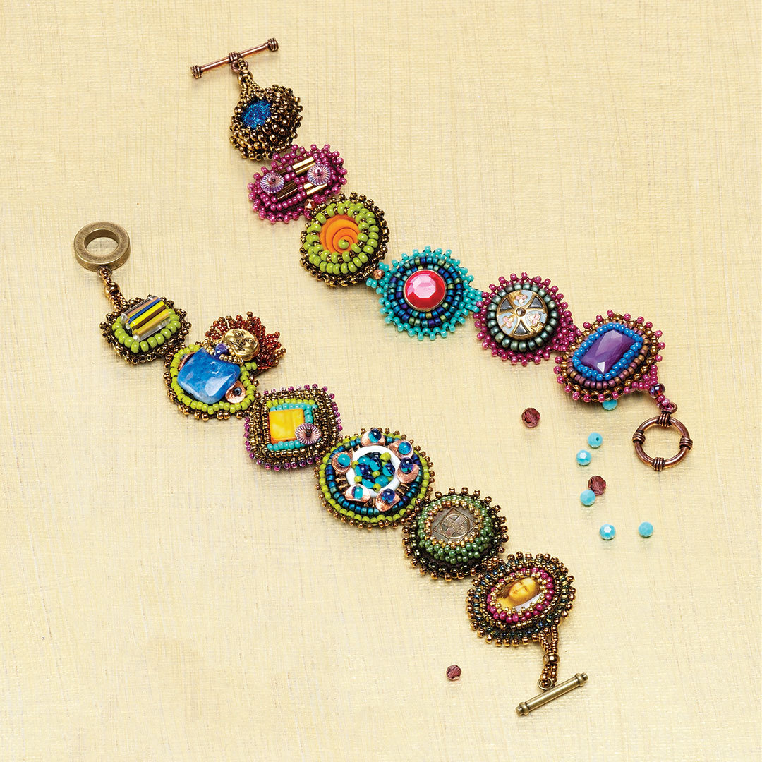 Jeanne Barta Craine's Memento Mosaic Bracelet