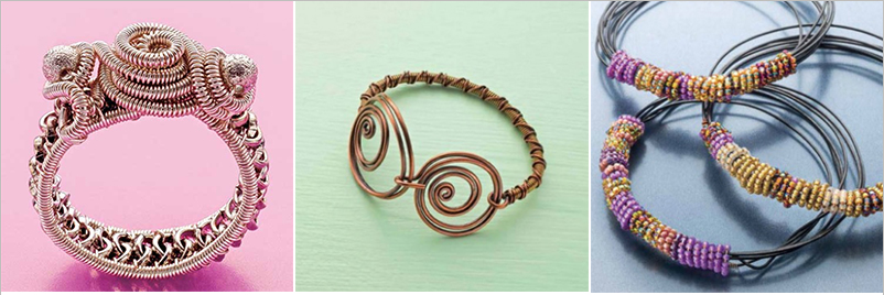 Wire Wrapping: Crazy About Coiling Wire