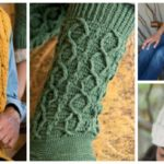 Crochet Cable Stitch Guide: 4 Free Crochet Patterns