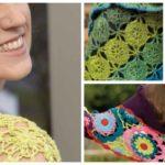 Yarn Leftovers: Garlands