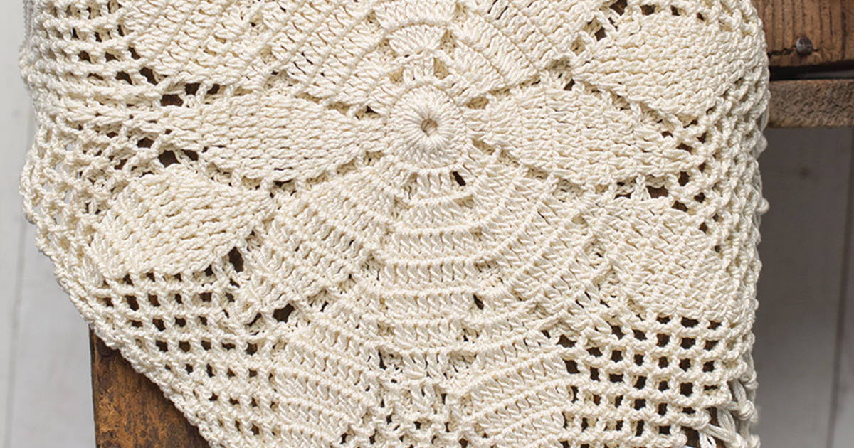 Interweave Crochet Summer 2019