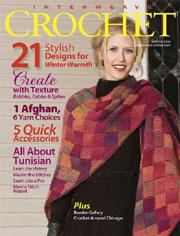 Interweave Crochet Winter 2009