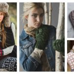 5 Cozy Crochet Shawls to Make This Winter
