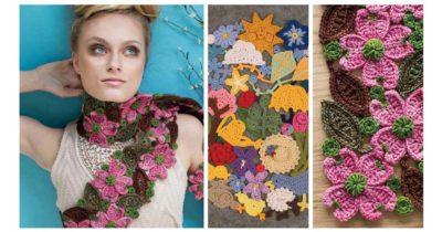 crochet charm lace