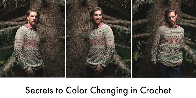 Master These Tricky Crochet Color Changes
