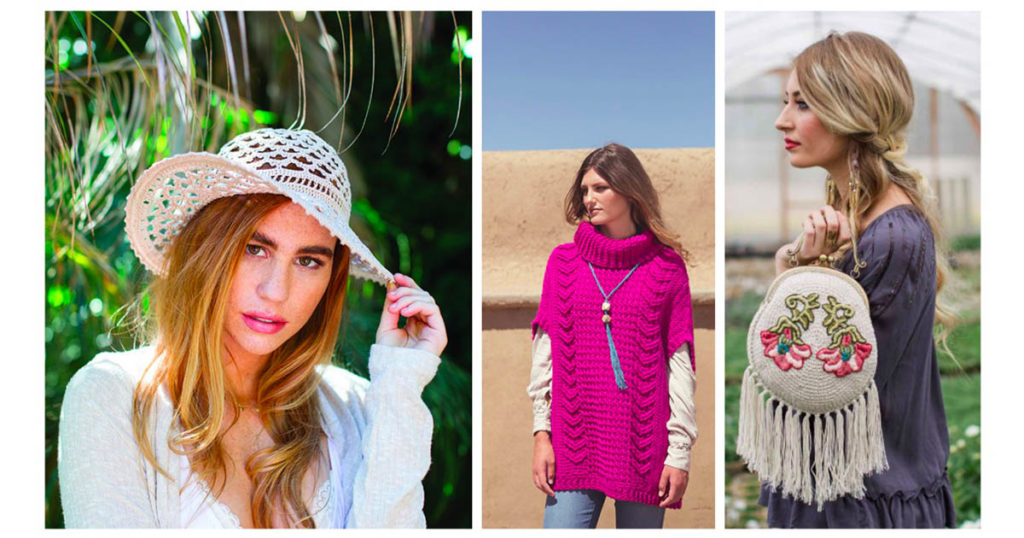 10 Spring Fashion Trends to Crochet!