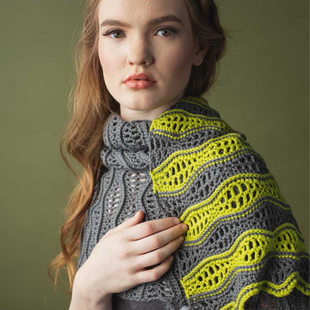 crochet wave