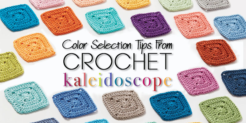 Color Me Creative: Sandra Eng's Guide to Choosing Colors in Crochet