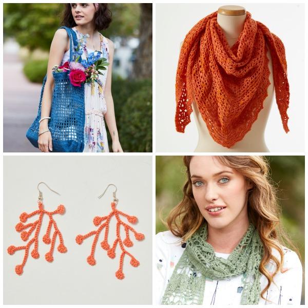 spring crochet patterns