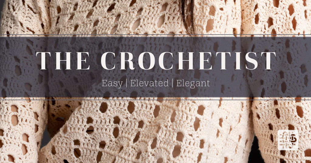crochet patterns from The Crochetist
