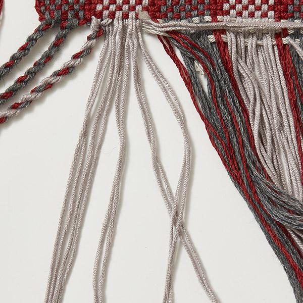 twisting fringe