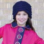 Cupcake Hat: Free Knitting Pattern