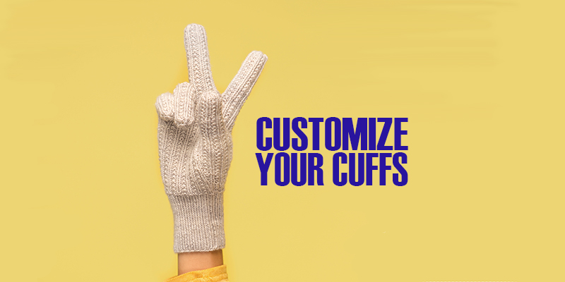 8 Ribbing Patterns to Customize Your Glove & Mitten Cuffs