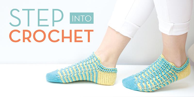 <em>Step Into Crochet</em> with Rohn Strong