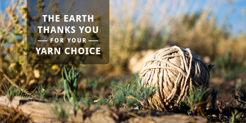 Celebrate the Earth with Eco-Friendly Fibers