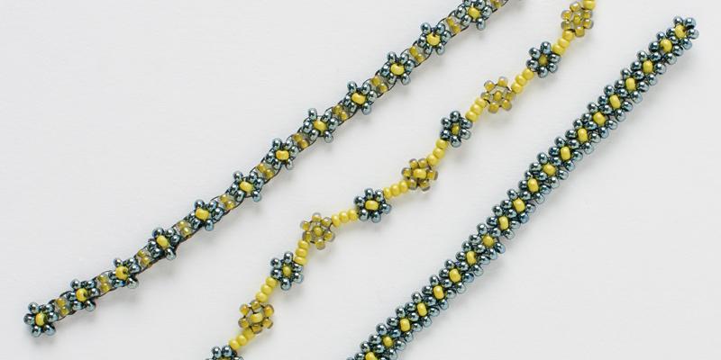 Stitch Tips: Daisy Chain