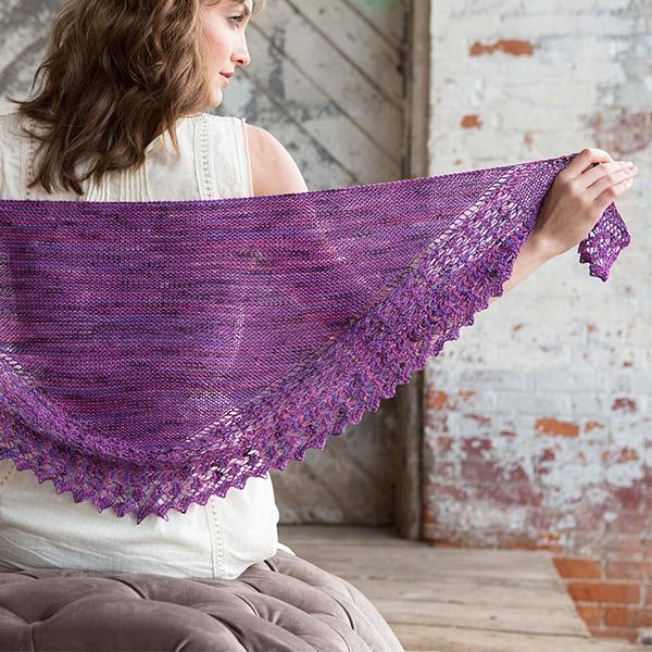 knit night project