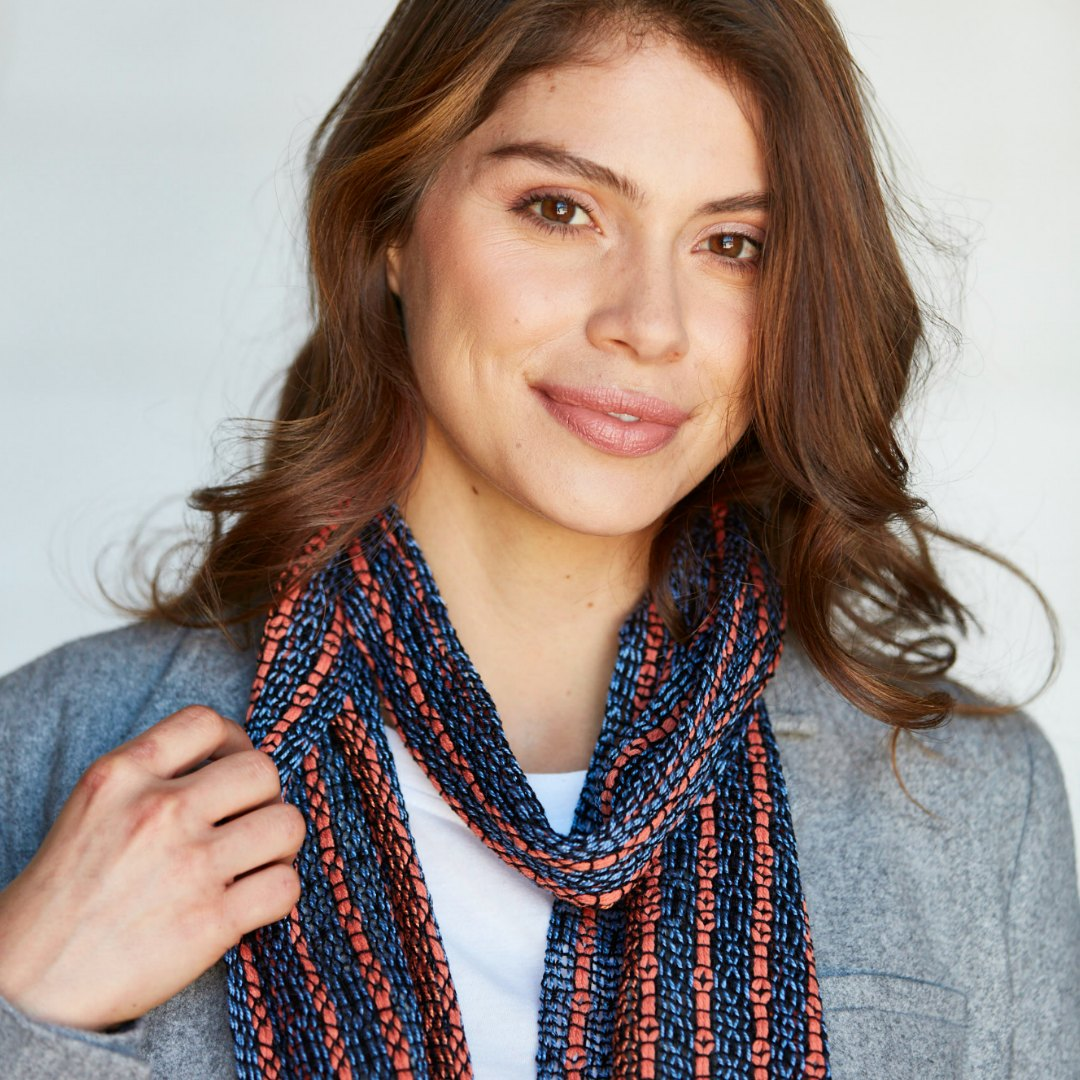 Leno Lace Scarf