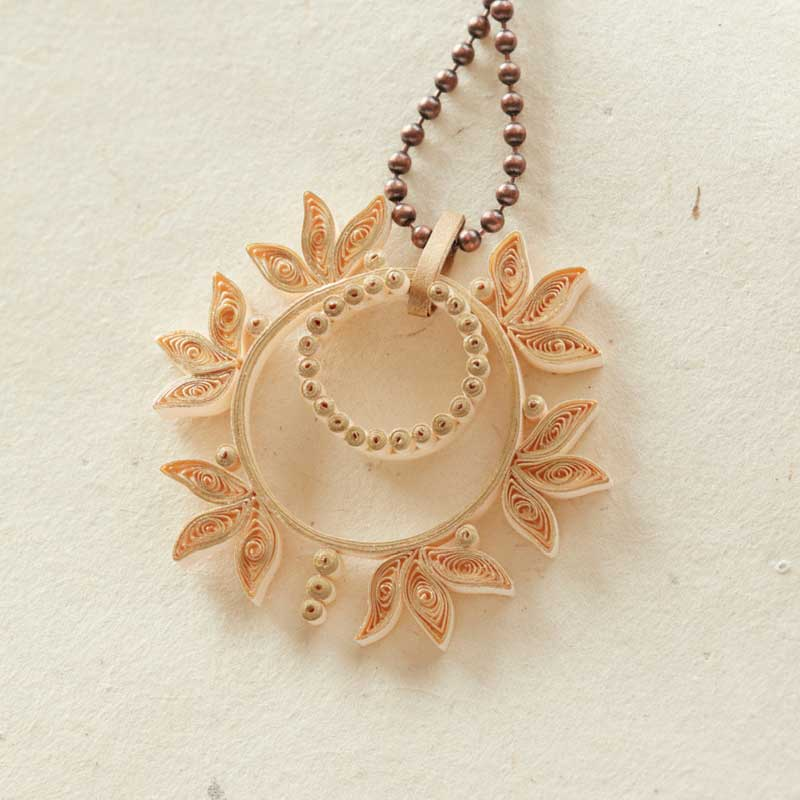 Designer Q & A: Meet Jewelry Designer Ann Martin, Author of The Art of Quilled Paper Jewelry