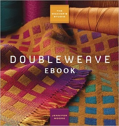 Learn doubleweave and start weaving cloth wider than your loom!