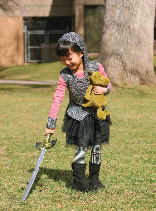 Dragon Slayer Tunic Crochet Pattern