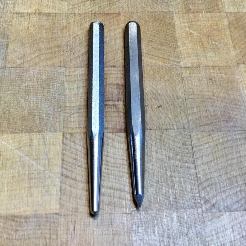 Metalsmithing: Repousse Tools - Repurposing and Alternatives