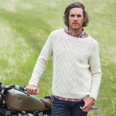 dual sport pullover