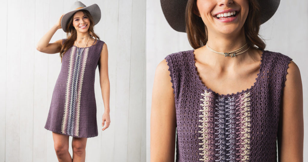 Dusty Plum Dress