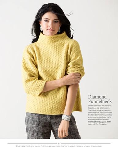 Diamond Funnelneck