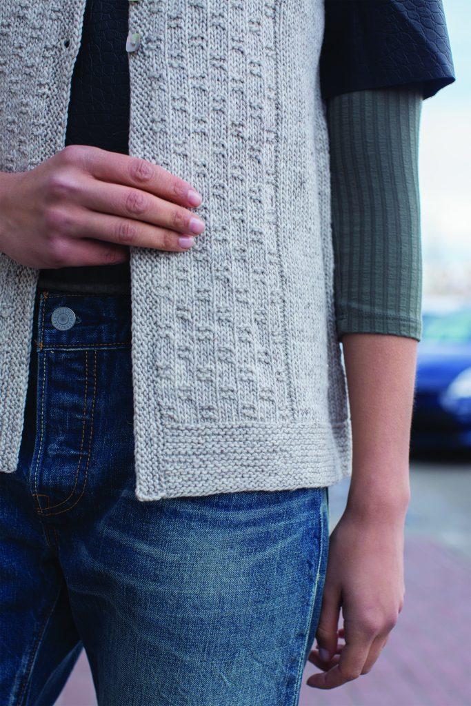 Vest Knitting Pattern