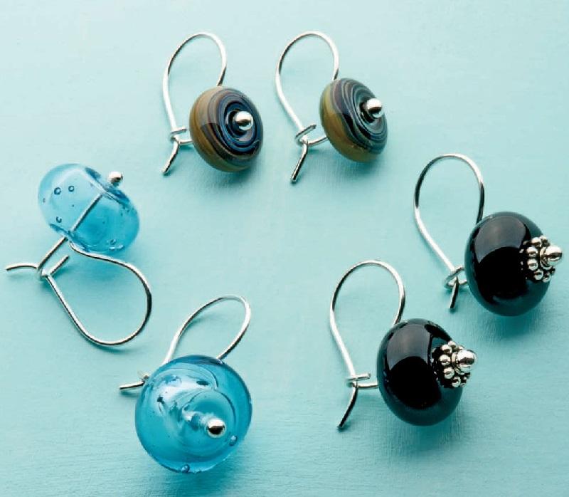 Julie Miller's Ear Wire Evolution Photo: Jim Lawson