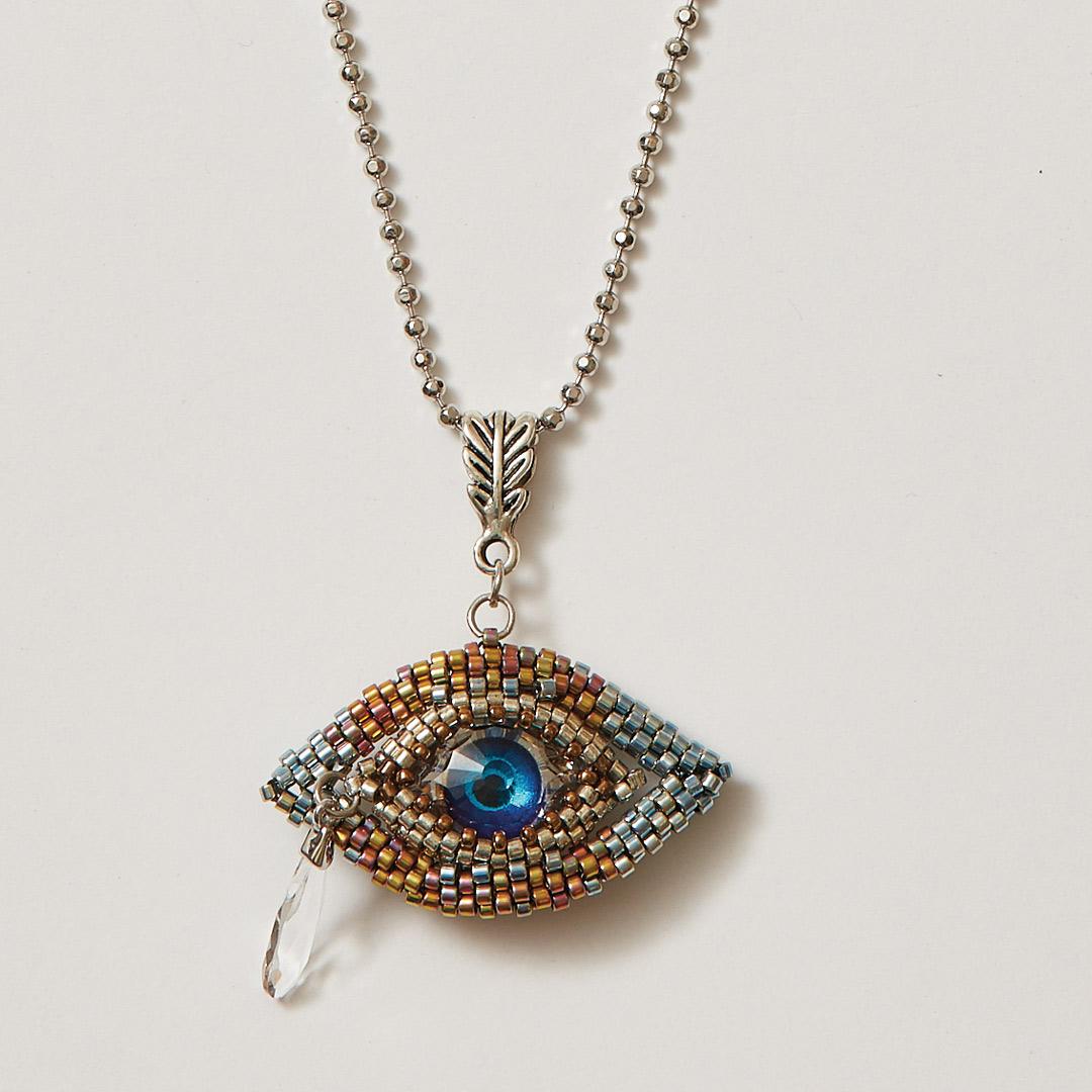 Eye of Horus Pendant Main Colorway