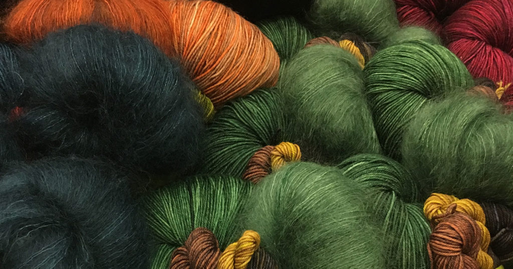Yarn Fest 2020 Super-Early Sneak Peek!