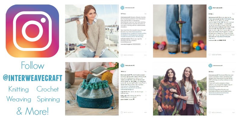 Follow Friday: Yarn & Fiber Insta-Inspiration