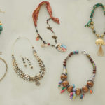 Enamels, Found Objects, Stones & More: Anything Goes in Kirsten Denbow's Jewelry