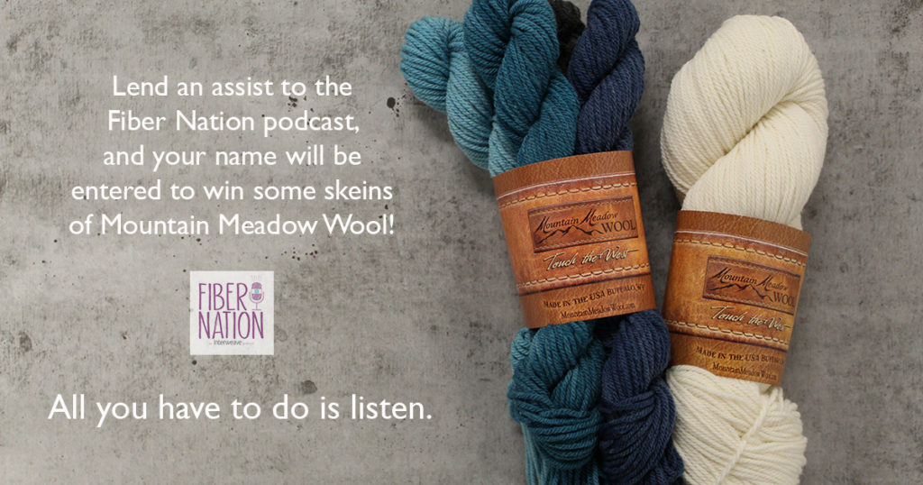 Fiber Nation Wants to Give You Yarn (Really)