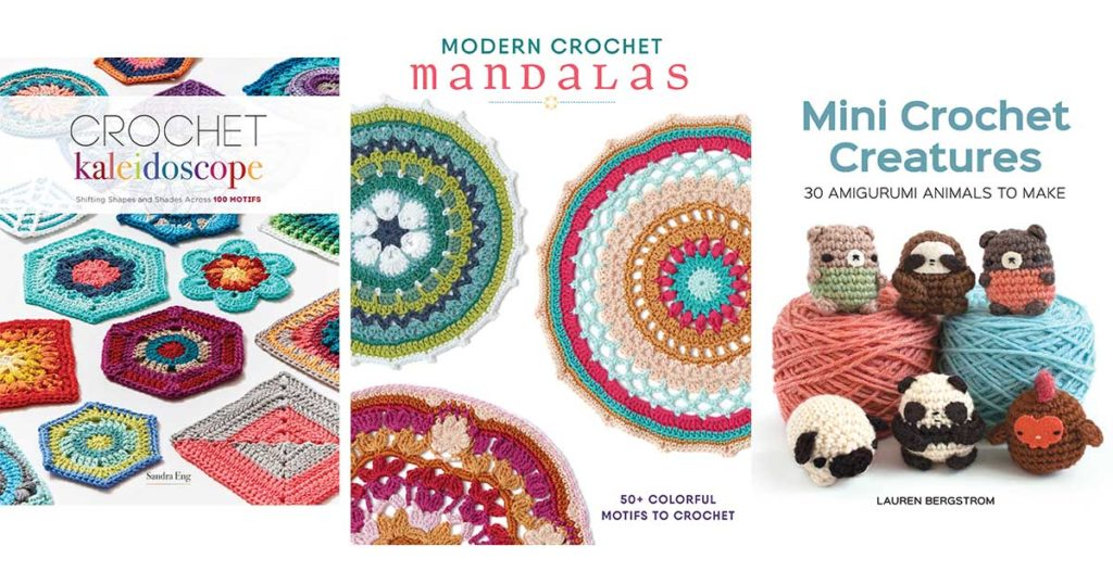 Check Out These Colorful Crochet Books for Fall!